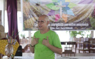 Joao Gutemberg, misionero brasileño, asume la secretaría ejecutiva de REPAM