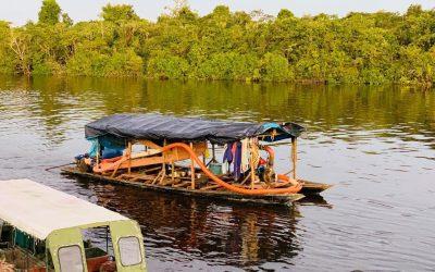 Decreto Supremo 150-2020-PCM declara en estado de emergencia por 60 días la cuenca del Nanay por contaminación hídrica