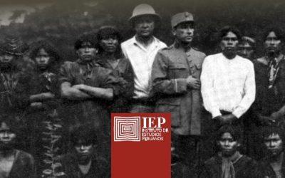 Libro 'Esclavitud y Utopía. Las guerras y los sueños de un transformador asháninka' se presentará en la FIL-Lima