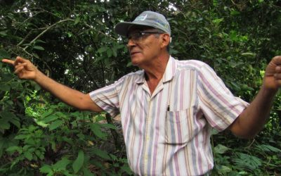 Defensor medioambiental Víctor Zambrano es nominado a premio internacional sobre derechos humanos