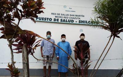 """FEPIKBHSAM sobre comunidades en Chazuta, región San Martín: """"Estamos en una nueva etapa de la pandemia"""""""