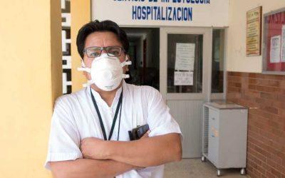 """Dr. Juan Carlos Celis, desde Iquitos: """"Esto no ha terminado. El dengue ya casi triplica los datos de 2019 y recién empiezan las lluvias"""""""