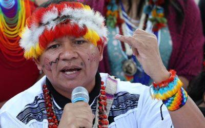 """COICA a la ONU: """"Dejen los discursos vacíos y comprométanse a mantener, al menos, el 80% de la Amazonia de pie. Solo tenemos 10 años para reforestar"""""""