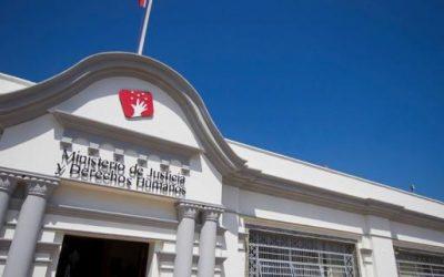 Ministerio de Justicia aprueba registro para personas defensoras de derechos humanos