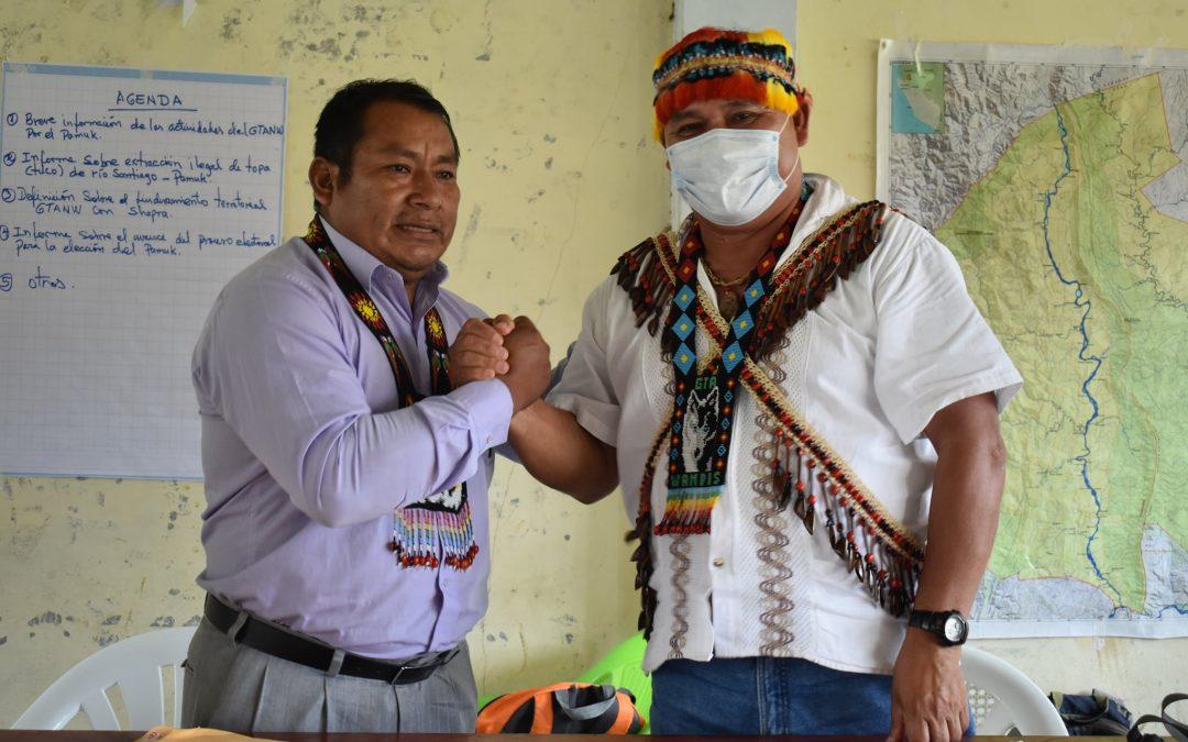 La nación Wampís desafía a la pandemia y convoca y reta al Estado Peruano