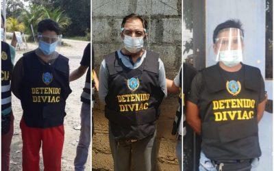 Detienen a los presuntos autores del asesinato del defensor ambiental Roberto Carlos Pacheco