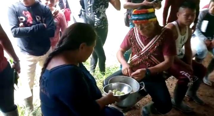 Combatir al virus desde el calor del hermano. Relato desde la frontera Achuar Perú-Ecuador