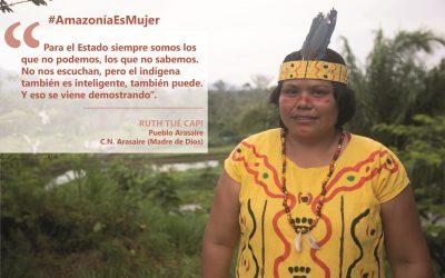 [PODCAST_#AmazoníaEsMujer] Ruth, vivir y sentir en comunidad: Tras el legado de un padre ejemplar