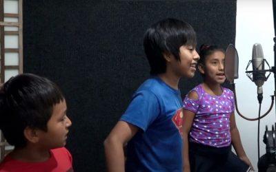Iatsaku (Corazón valiente): Niños y niñas kukamas cantan sus miedos y sueños durante la pandemia