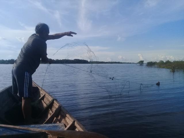 «Nuestra vida es el río»