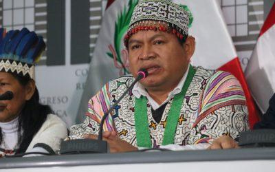 AIDESEP pide reunión de urgencia con el Gobierno de Sagasti para buscar soluciones a la destrucción de la Amazonía