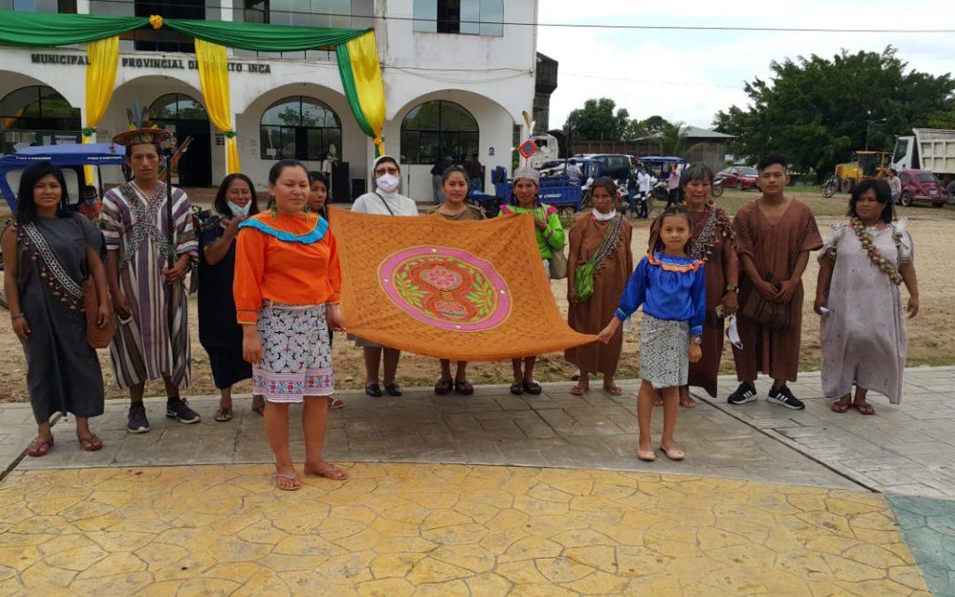 Indígenas de Puerto Inca (Huánuco) analizarán amenazas comunes para consensuar una agenda en común