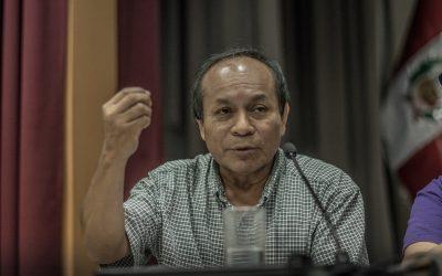 """Shapiom Noningo: """"Queremos evitar consecuencias lamentables, pero las autoridades peruanas están inactivas"""""""