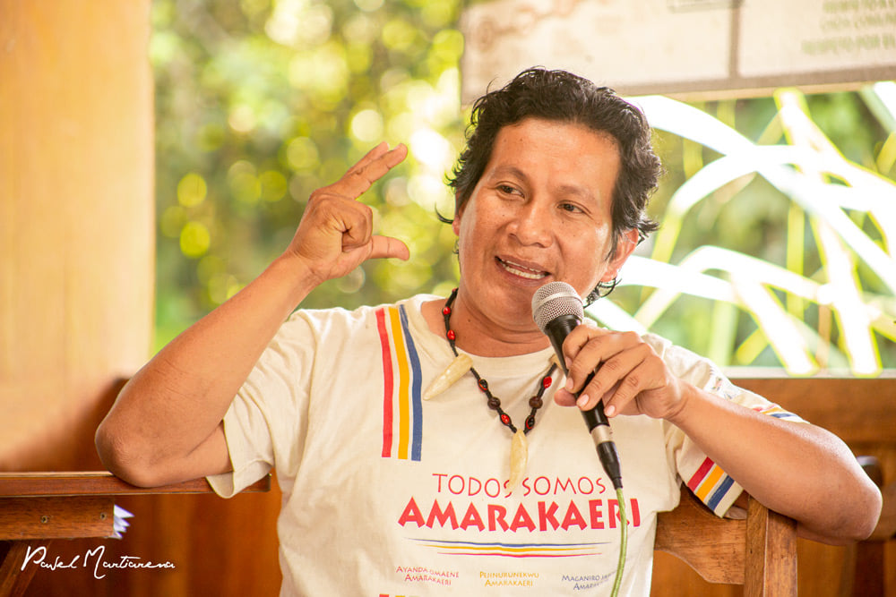Fermín Chimatani será el primer indígena que integre el Consejo Directivo del Sernanp