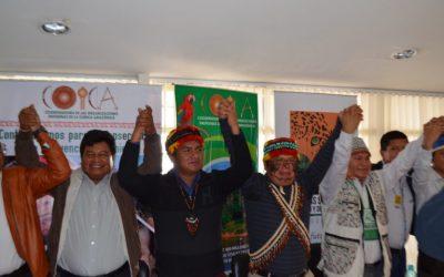 """COICA declara en emergencia climática a la Amazonía: """"Exigimos acciones urgentes"""""""