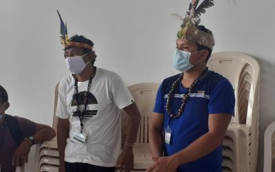 """""""No quiero irme con la palabra en la boca"""". Crónica de los apus del Urituyacu en Iquitos"""