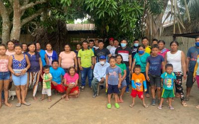 Ucayali: Indígenas Huni Kuin piden apoyo para reubicarse por temor a ser víctimas de ataques