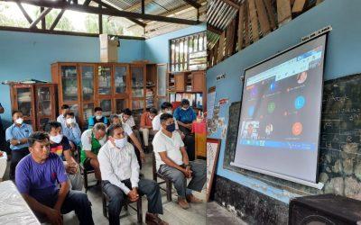 Baguazo: Instalación de Internet en CN Nazareth facilita la defensa de los indígenas procesados por las muertes en la Estación 6