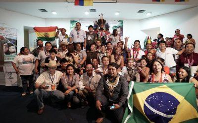 """COICA se pronuncia: """"Declaramos en estado de guerra a los territorios indígenas de Brasil. No hay tiempo que perder"""""""