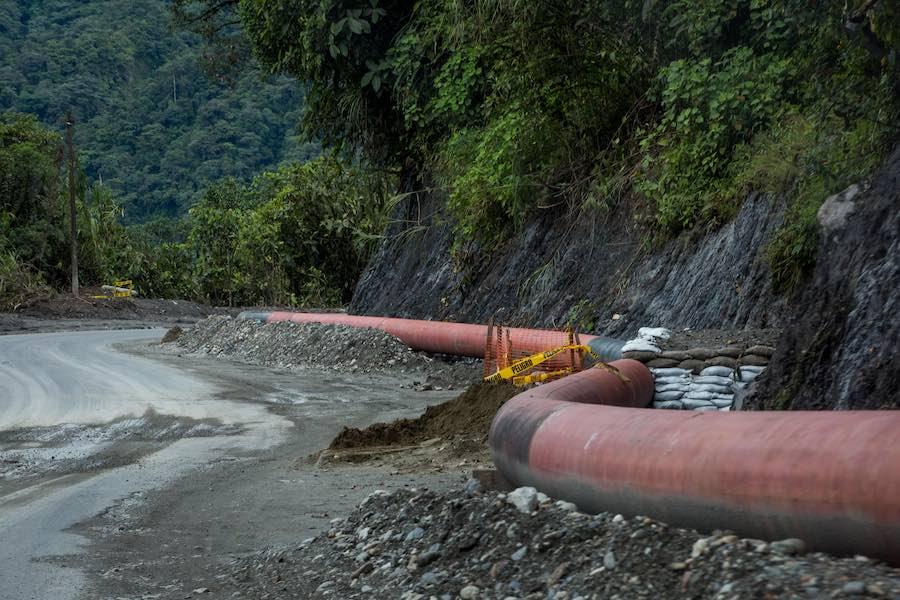 Tres bancos europeos excluirán las exportaciones de petróleo de la Amazonía ecuatoriana de sus actividades comerciales