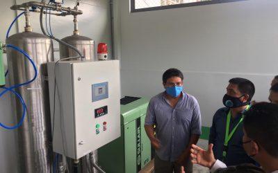 Amazonas: Condorcanqui respira más tranquilo con la instalación de su planta de oxígeno