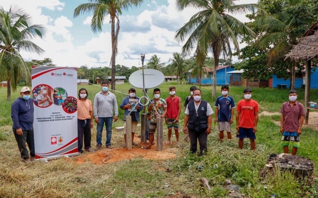 Internet para Ese Ejas y Yines: Acortando distancias entre hermanos