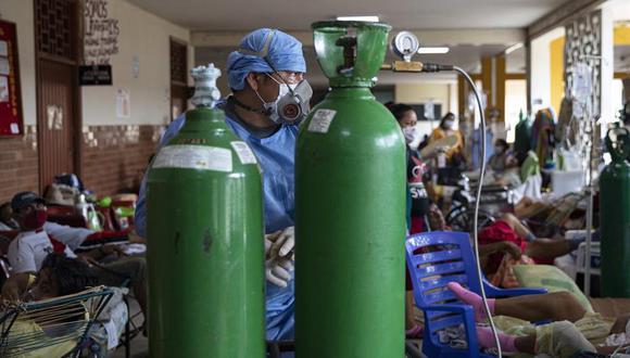 Región San Martín se ofrece a donar oxígeno a Loreto