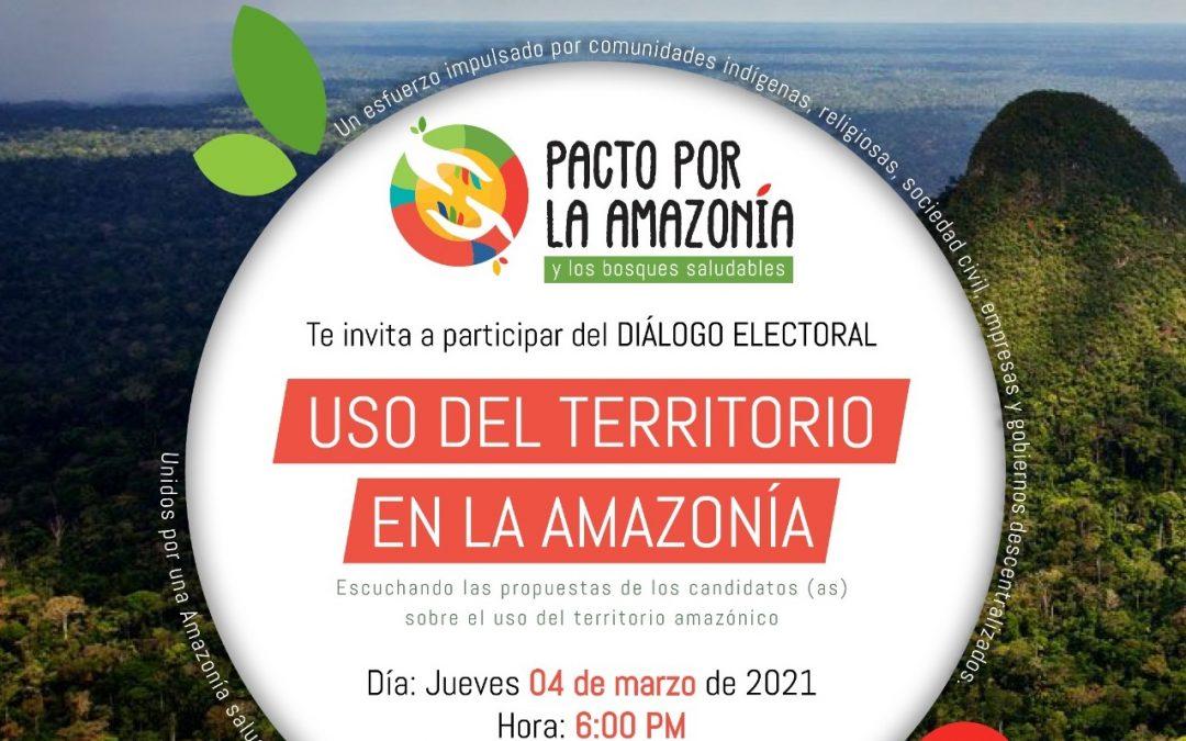 """Elecciones: Convocan al """"Primer diálogo electoral amazónico"""""""
