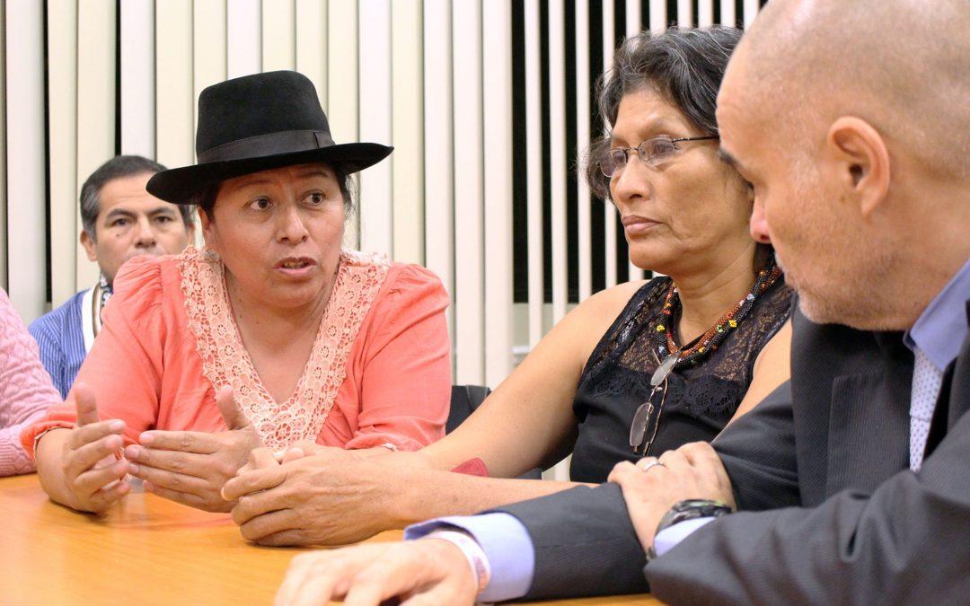 Melania Canales: «En 200 años de República no hemos logrado combatir las grandes brechas de desigualdad»