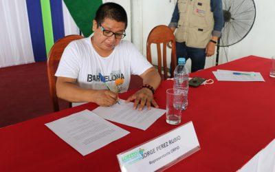 Jorge Pérez (ORPIO): «En nombre de la fe no podemos poner en riesgo a los hermanos indígenas»