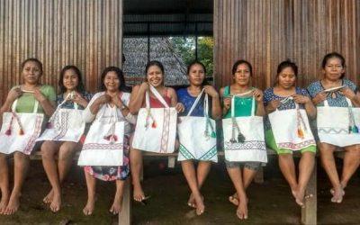 Las mujeres indígenas y el arte de la virtualidad