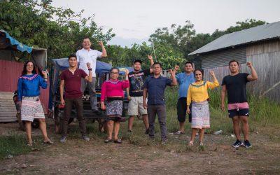 Comando Matico: Un año llevando atención intercultural a los pueblos indígenas de Ucayali