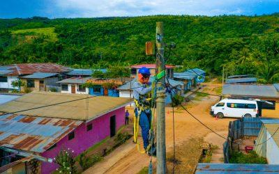 MTC anuncia que más de mil localidades de la Amazonía tendrán Internet satelital este año