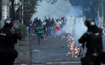FOSPA Perú exige la intervención de organismos internacionales ante represión civil en Colombia
