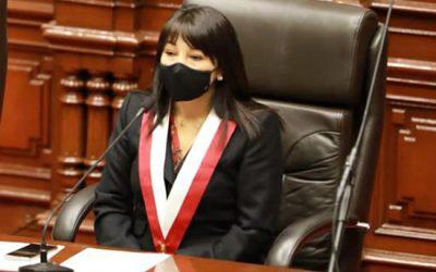 CNDDHH insta a la presidenta del Congreso a agendar el Pleno de Pueblos y Ambiente
