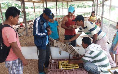 Yurimaguas: Logran disminución en un 12% de la desnutrición crónica infantil en comunidades de los ríos Huallaga y Paranapura