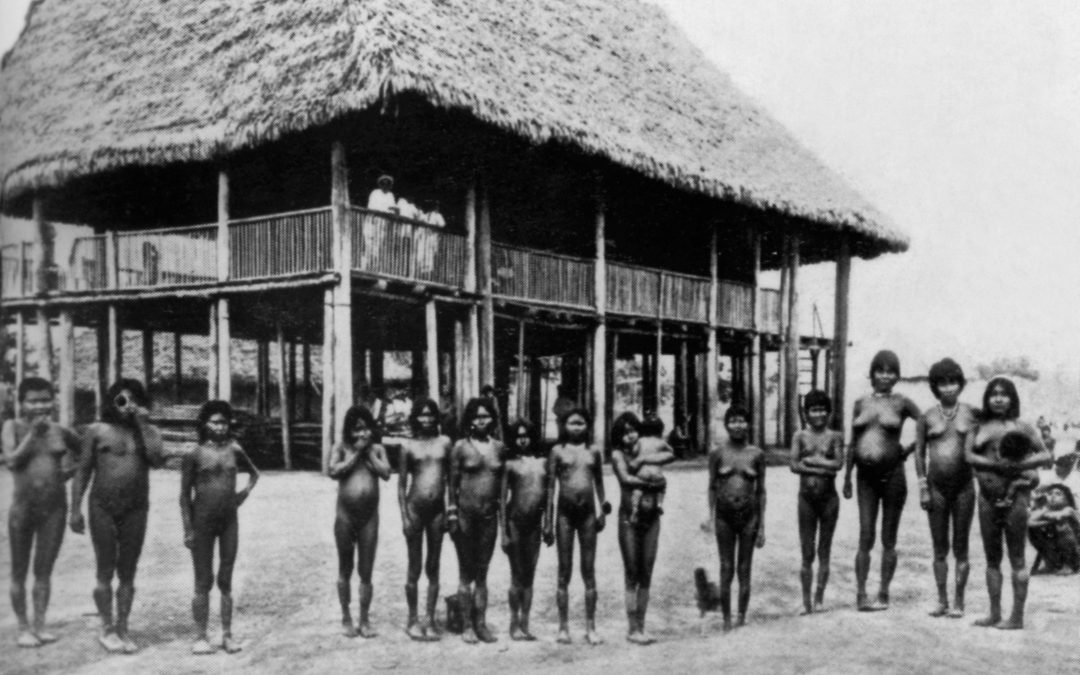 """Una """"Comisión de la Verdad"""" debe investigar qué paso con los pueblos indígenas en la etapa del caucho"""