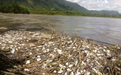 Plagado de basura. Así 'celebra' el Alto Huallaga (Huánuco) el Día Mundial del Medio Ambiente