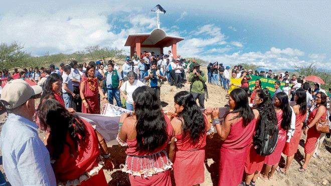 Pueblo awajún rechaza acusaciones de presunto fraude electoral en su territorio