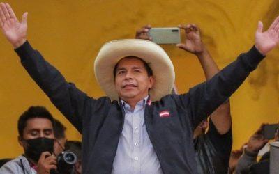 ORAU saluda proclamación de Pedro Castillo como presidente del Bicentenario
