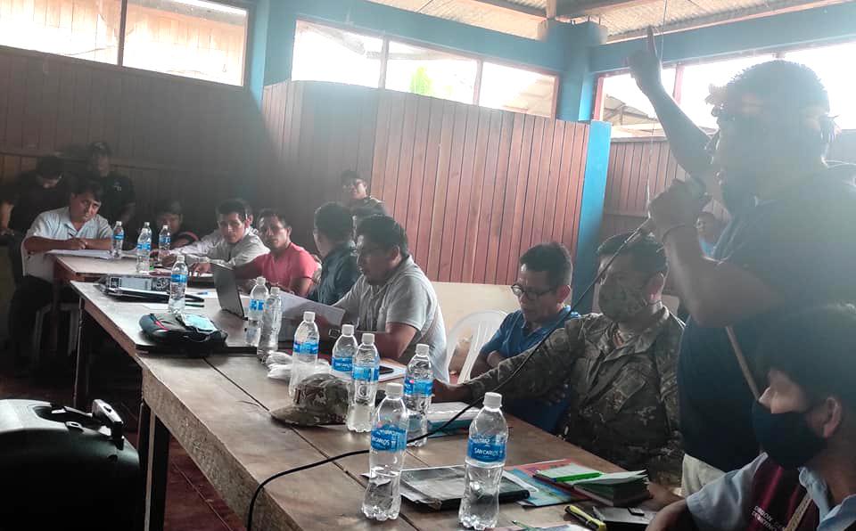 Organizaciones awajún logran que se respete su derecho a la Consulta Previa de la carretera Urakusa – Huampami
