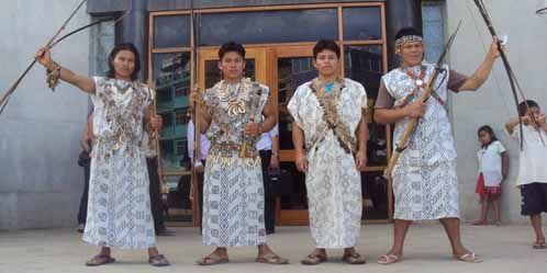 """Huánuco: Kakataibos denuncian """"atropello ilegal"""" al reconocerse un caserío sobre territorio indígena titulado"""