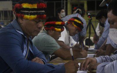 Un gran paso para las comunidades indígenas unidos en la lucha de sus derechos