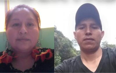 Dictan libertad para Augostina Mayán e Isaías Mayán, representantes awajún detenidos en Ucayali
