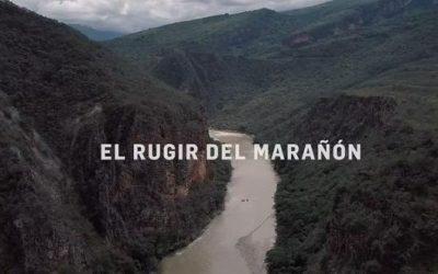 """""""El rugir del Marañón"""": Documental sobre las megarepresas en el río Marañón se estrena a nivel internacional"""