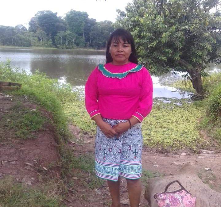 """""""A la mujer indígena le digo: Esfuérzate, lucha por lo que quieres. Tú también puedes triunfar"""". Dámarez Ramírez, nueva presidenta de FECONAU"""