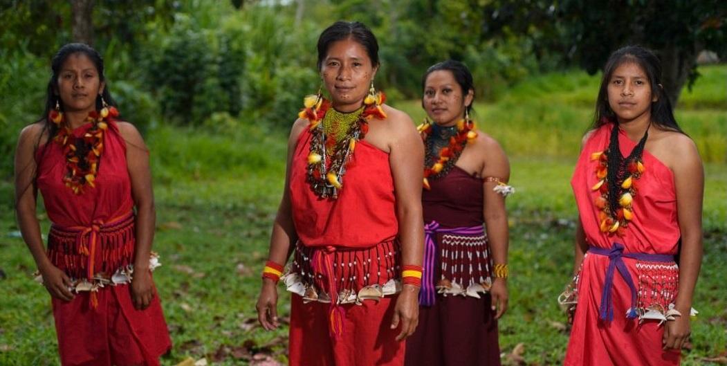 'Nugkui Untsumau': El libro de 87 mujeres awajún en su lucha frente el cambio climático