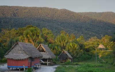 ONU reconoció al territorio de la Nación Wampís como área protegida no estatal