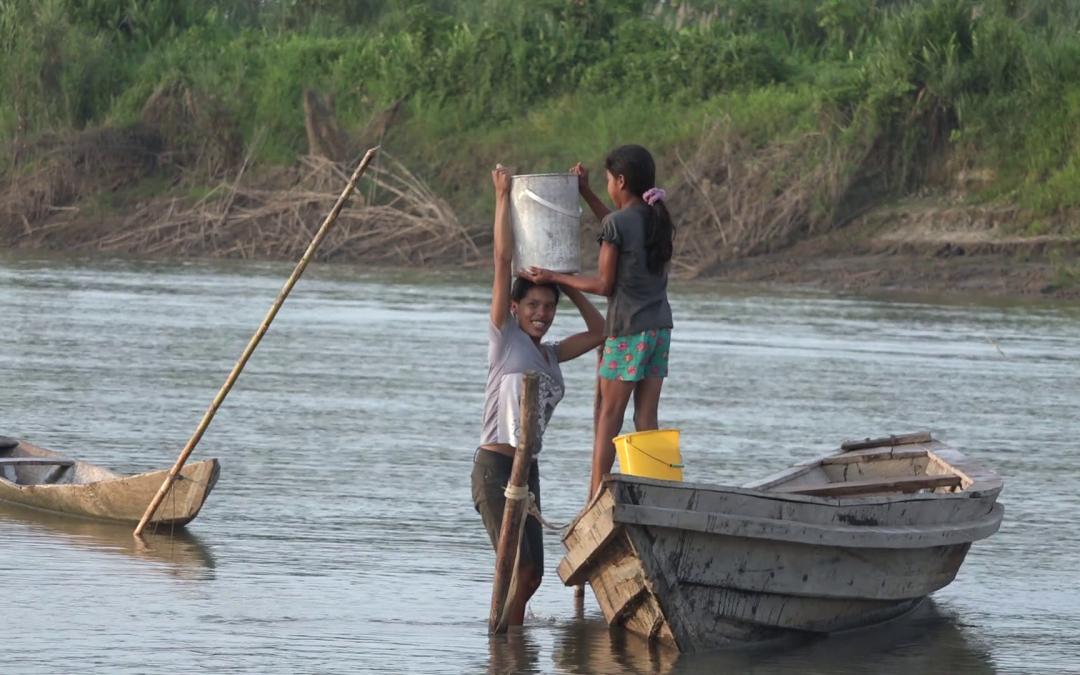«Nuestro río Marañón es un Ser Vivo. Queremos que se reconozca oficialmente». Mujeres Kukama presentan demanda pionera en Perú