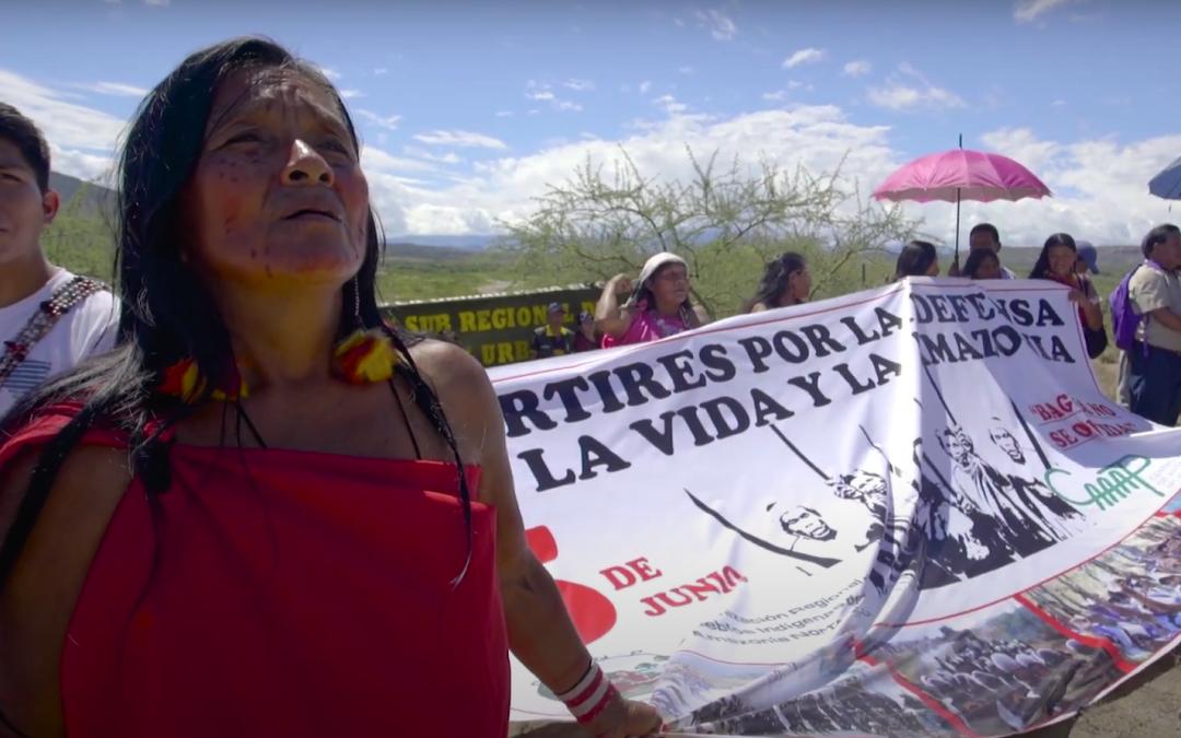 """""""Un pueblo indígena sin territorio es un pueblo inexistente"""". Hacia una gobernanza territorial indígena Awajún y un nuevo pacto social"""